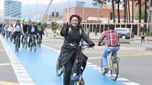 Bogotá es una de las mejores ciudades para andar en bicicleta