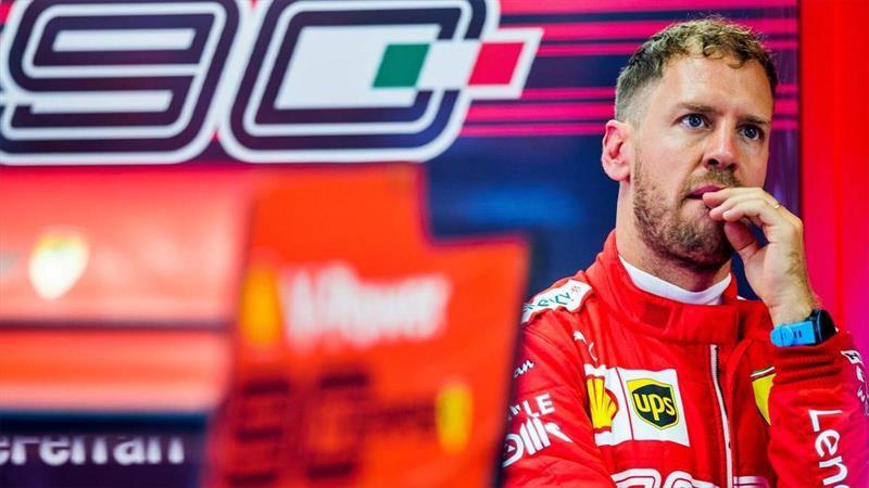 Sebastian Vettel dejará la Scuderia Ferrari a finales de 2020