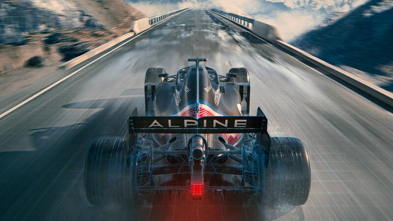 Alpine devela su auto para la temporada 2021 de Fórmula 1 y anuncia sus planes a futuro