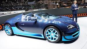 Bugatti Veyron Grand Sport Vitesse: Triunfo de la técnica