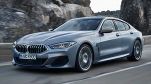 BMW Serie 8 Gran Coupé 2020 llega a México un majestuoso y deportivo coupé de cuatro puertas