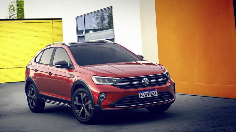 Volkswagen Nivus 2021 se presenta finalmente en Chile