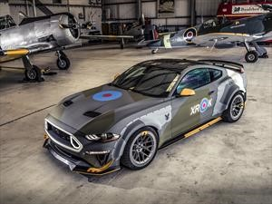Eagle Squadron Mustang GT, homenaje a la Royal Air Force