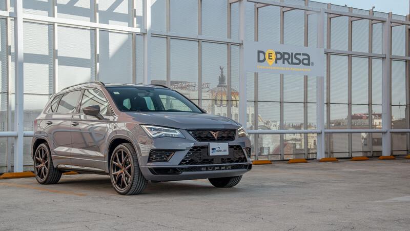 CUPRA Ateca Limited Edition 2020 a prueba, una camioneta ¿deportiva o familiar?