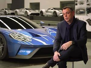 Falleció Christopher Svensson, diseñador del Ford GT