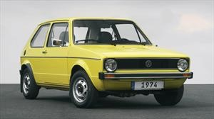 Volkswagen Golf cumple 45 años