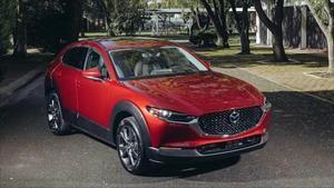 Manejamos la Mazda CX-30 2020