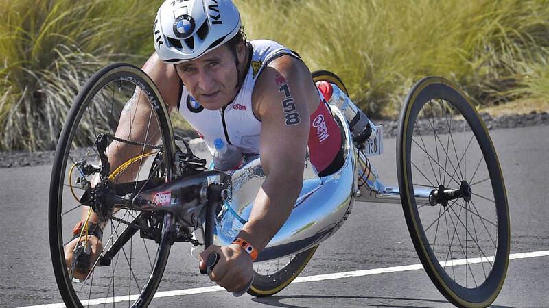 Alex Zanardi, en coma inducido tras sufrir un fuerte accidente