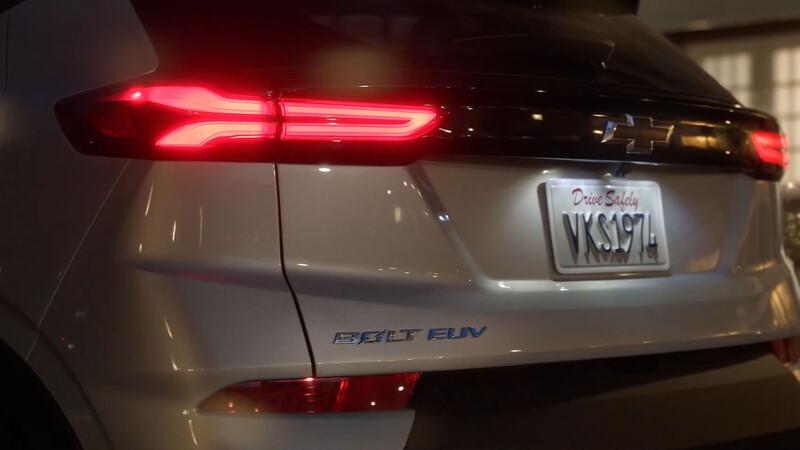 Chevrolet Bolt EV y EUV, eléctricos conectados con Disney