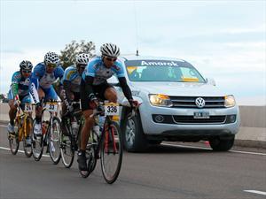 Volkswagen Amarok vehículo oficial de L´Etape Argentina by Le Tour de France