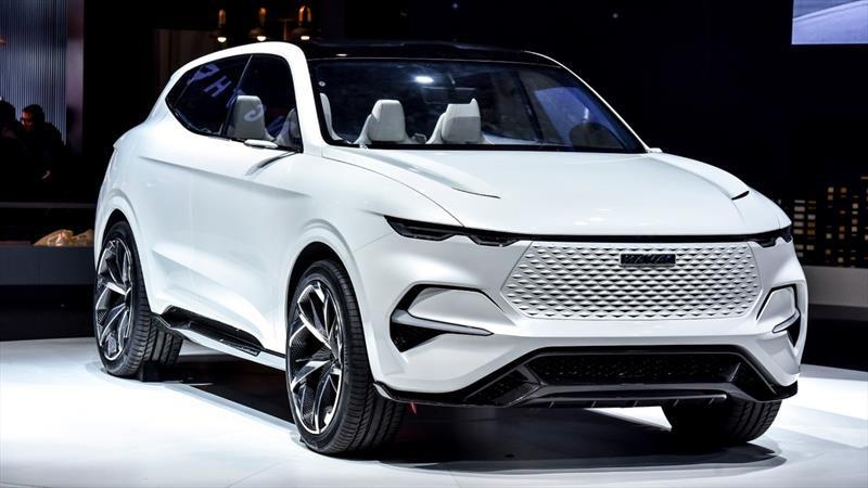 Haval Vision 2025: Una SUV eléctrica hecha y derecha