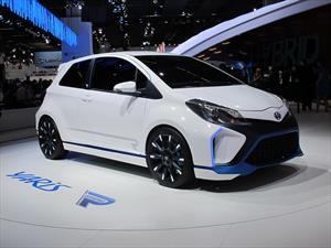 Toyota Yaris Hybrid-R Concept con 420 CV