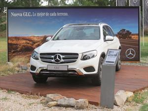 Mercedes-Benz GLC: Debut en Pinamar