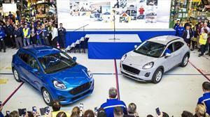 Ford Puma 2020 ya se produce en Europa