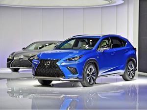 Lexus mantiene con vida el NX por algunos años más