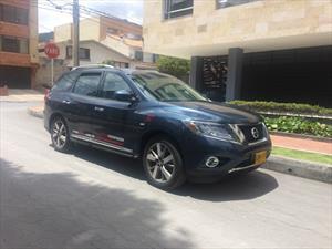 Nissan Pathfinder 2016, a prueba