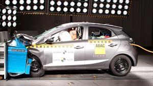 Hyundai HB20 consigue cuatro estrellas en pruebas de choque de Latin NCAP