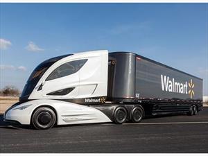 WAVE Concept, el camión del futuro de Walmart