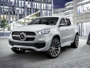 Mercedes-Benz Concept Clase-X debuta