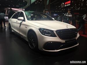 Mercedes-Benz y un retoque a su Clase S