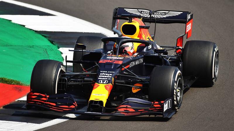 F1 2020 GP 70° Aniversario: Max Verstappen reina sobre los Mercedes