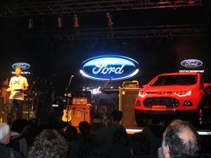 La nueva Ford EcoSport se presenta en Argentina