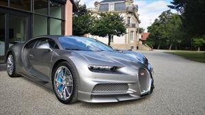 Probando el Bugatti Chiron Sport 2020