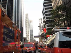 La diferencia entre una ambulancia en Hungría y Estados Unidos
