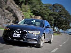 Audi A6 2.8 FSi Multitronic a prueba