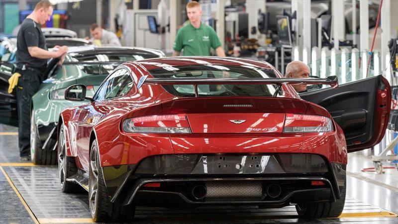 Antes de llegar a la F1, Aston Martin echará a 500 empleados