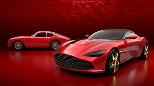 Aston Martin muestra el hermoso DBS GT Zagato