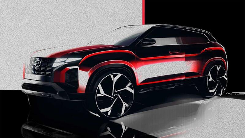El próximo Hyundai Creta tendrá estética de Tucson
