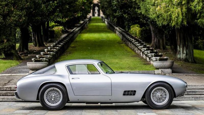 Ferrari Tour de France 1958 es el Best of Show en Villa d'Este