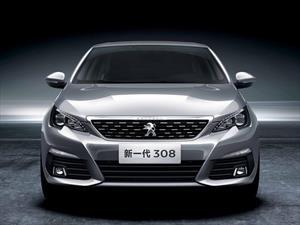 Peugeot 308 Sedán, especial para China