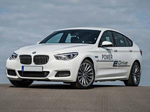 BMW Serie 5 GT Plug-in Concept con 670 hp