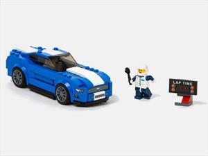 Ford Mustang y F-150 Raptor al estilo LEGO