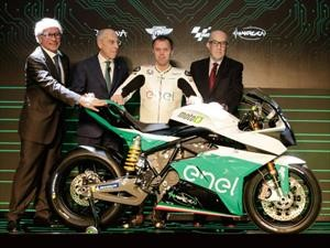 MotoE, la versión eléctrica del MotoGP