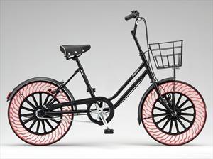 """Bridgestone crea unas llantas para bicicletas """"antiponchaduras"""""""