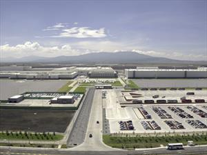 Audi inaugura fábrica en México