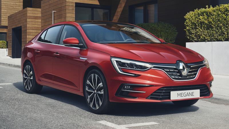 Renault Megane Sedán 2021 vuelve a la carga