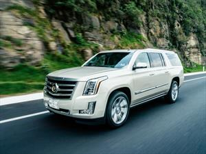 Cadillac Escalade 2015 a prueba