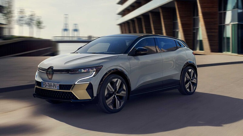 Renault Mégane E-Tech Electric: Ahora con pilas y formato SUV