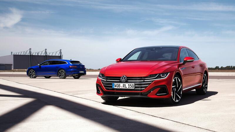 Volkswagen Arteon 2021 tendrá versión híbrida