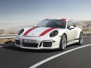 Porsche 911 R, sin turbo y limitado a 991 unidades