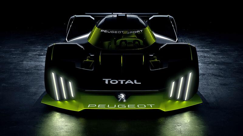 WEC 2022: Peugeot muestra su hiperdeportivo para competir en Le Mans