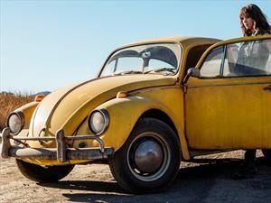 Todo vuelve a la normalidad: Bumblebee es un Volkswagen Escarabajo