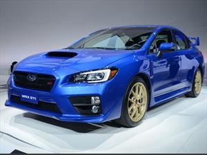 Subaru WRX STI, evocando glorias pasadas