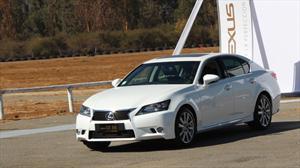 Lexus GS 350 2012: Ya está en Chile