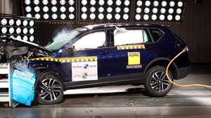 SEAT Tarraco 2019 logra la máxima calificación en pruebas de Latin NCAP