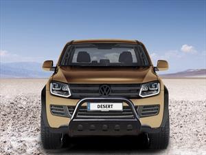 Volkswagen Amarok V8 Passion Desert por MTM debuta